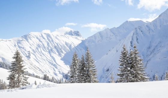 Oostenrijk, Kleinwalsertal