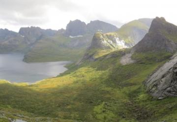 Noorwegen, Lofoten, Wandelreis
