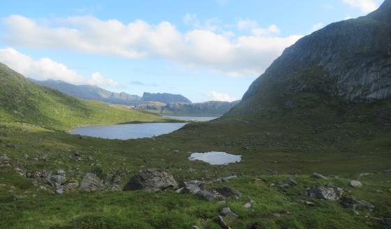 Wandelreis, Lofoten, Noorwegen,