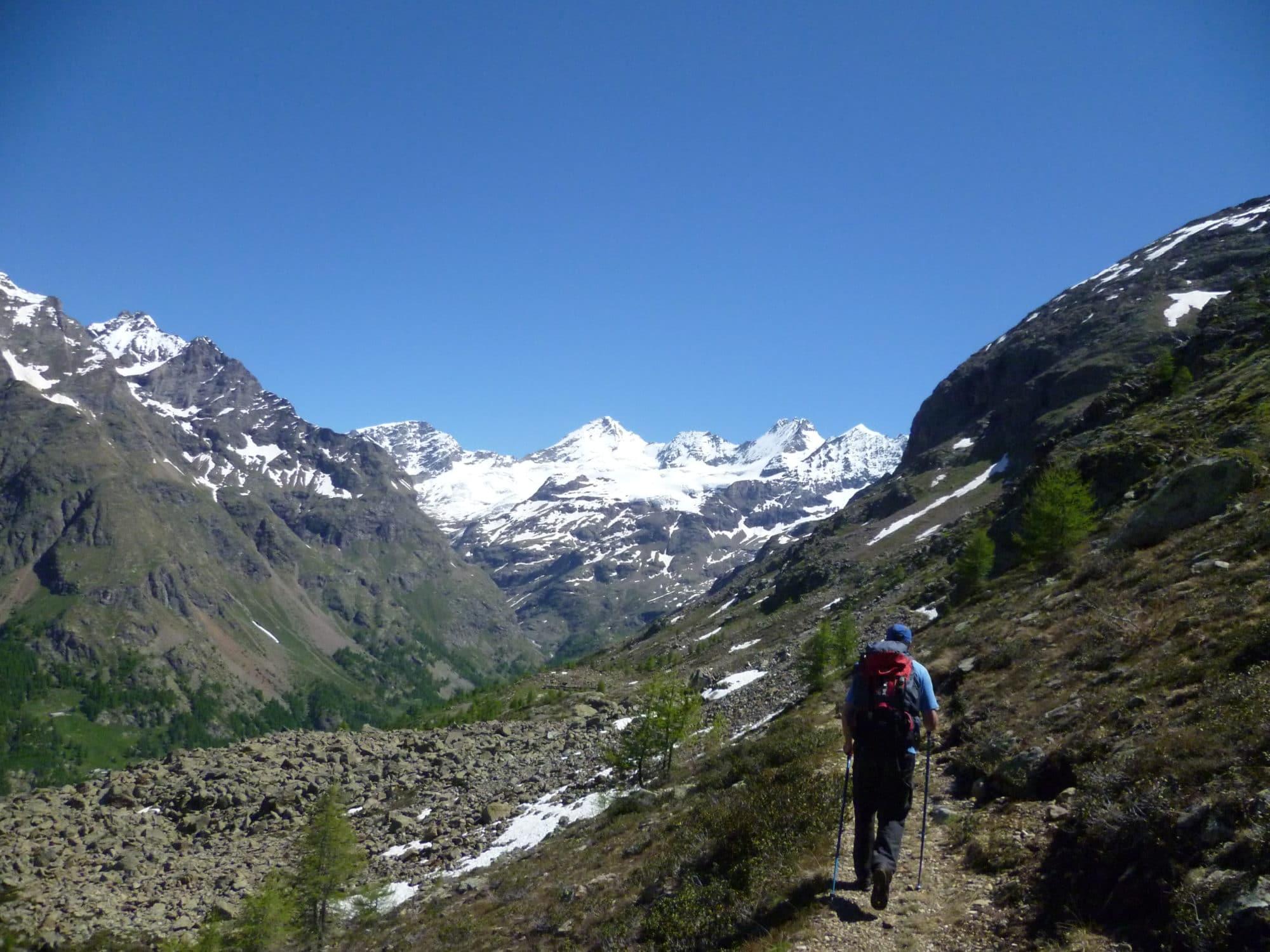 Bergwandelen Roy Reizen