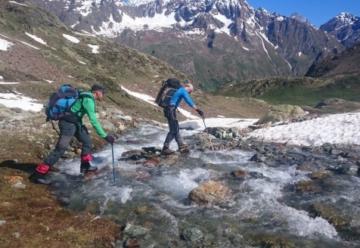 Perfecte uitrusting bergwandeling?