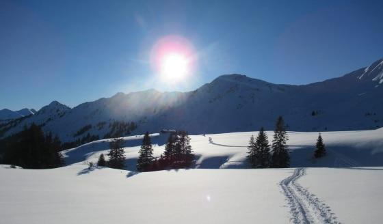 Oostenrijk, Kleinwalsertal, Via Bergsportreizen.nl