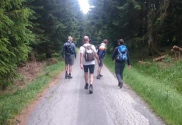 Teambuilding in de Harz met Van Wijnen Arnhem